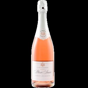 Albert-Sounit,-Crémant-de-Bourgogne-Rosé,-Châtaignier,-Brut