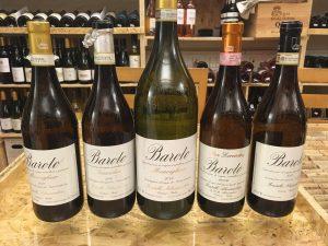 4 vine Fratelli Alessandria og 1 magnum