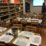 Vinbutikken klar til smagning
