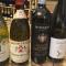 Forskellige vine fra sortimentet